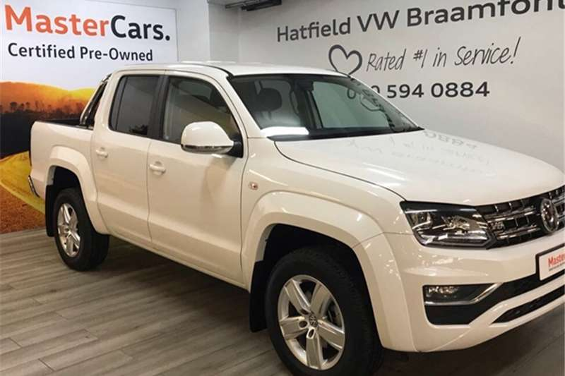 2019 VW Amarok 3.0 V6 TDI double cab Highline 4Motion