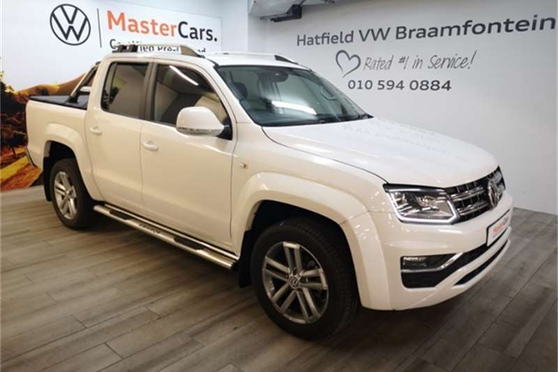 2019 VW Amarok 2.0BiTDI double cab Highline 4Motion auto