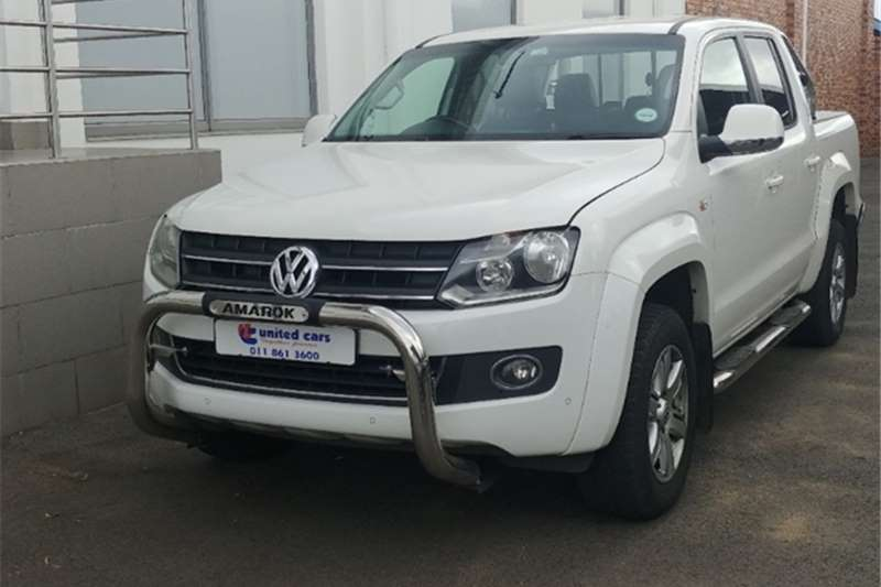 2013 VW Amarok 2.0BiTDI double cab Highline 4Motion auto