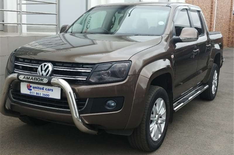 2016 VW Amarok 2.0BiTDI double cab Highline 4Motion
