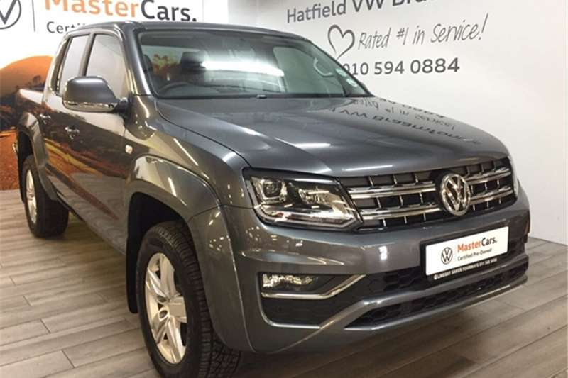 2020 VW Amarok 2.0BiTDI double cab Highline 4Motion auto