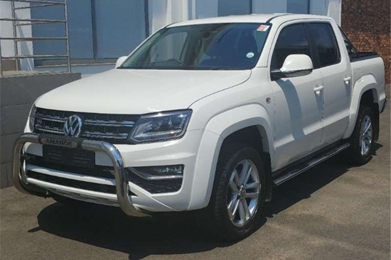 2017 VW Amarok 3.0 V6 TDI double cab Highline Plus 4Motion
