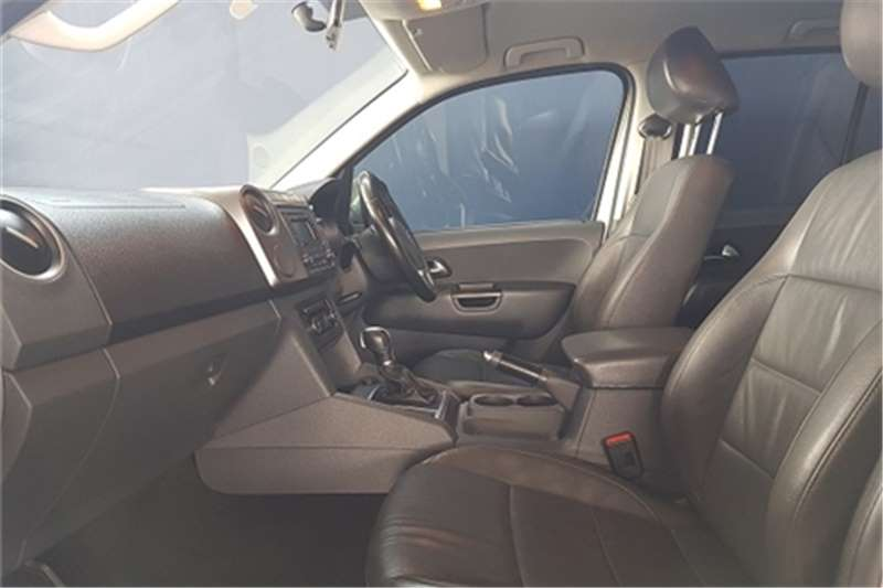 2015 VW Amarok 2.0BiTDI double cab Highline 4Motion auto