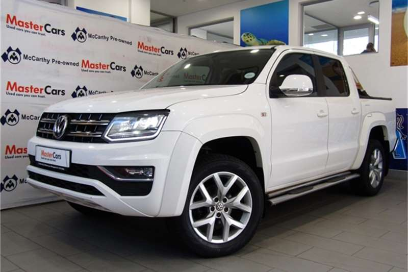 2018 VW Amarok 2.0BiTDI double cab Highline Plus auto