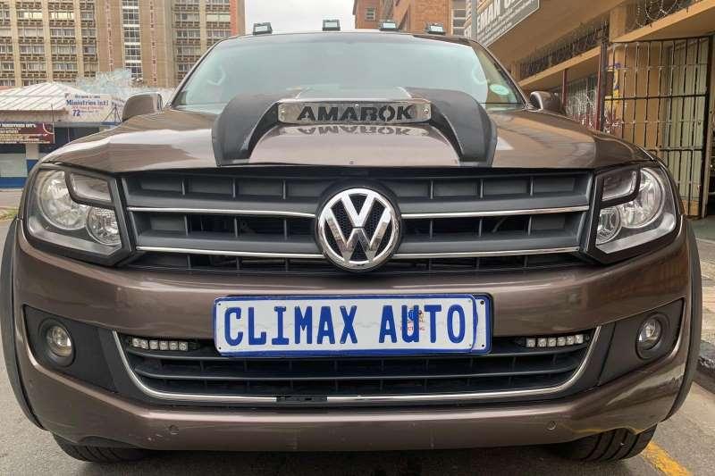2013 VW Amarok 2.0TDI 90kW double cab Trendline