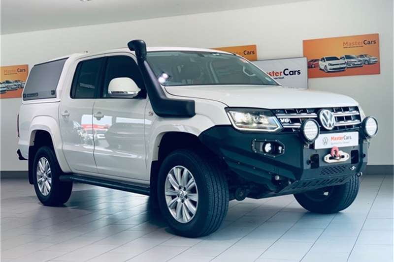 2017 VW Amarok 3.0 V6 TDI double cab Highline 4Motion