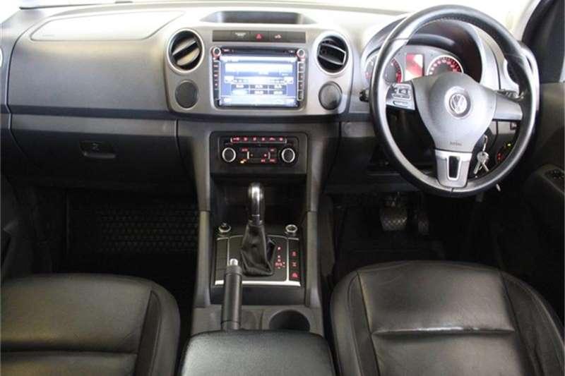 2013 VW Amarok 2.0BiTDI double cab Highline 4Motion auto
