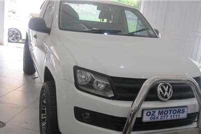 VW Amarok Single Cab AMAROK 2.0 BiTDi TRENDLINE 132KW S/C P/U 2013