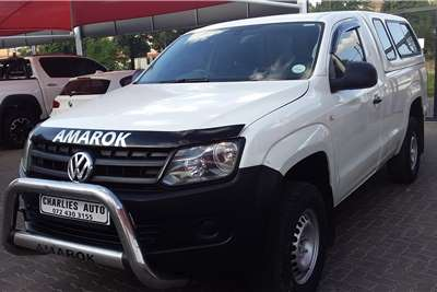 Used 2017 VW Amarok Single Cab AMAROK 2.0 BiTDi TRENDLINE 132KW S/C P/U