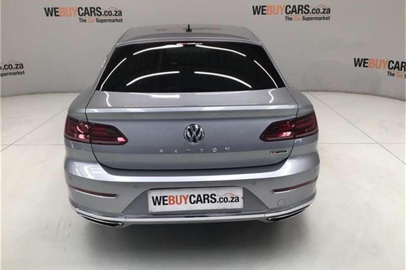 VW Arteon 2.0 TSI R LINE 4M DSG 2018