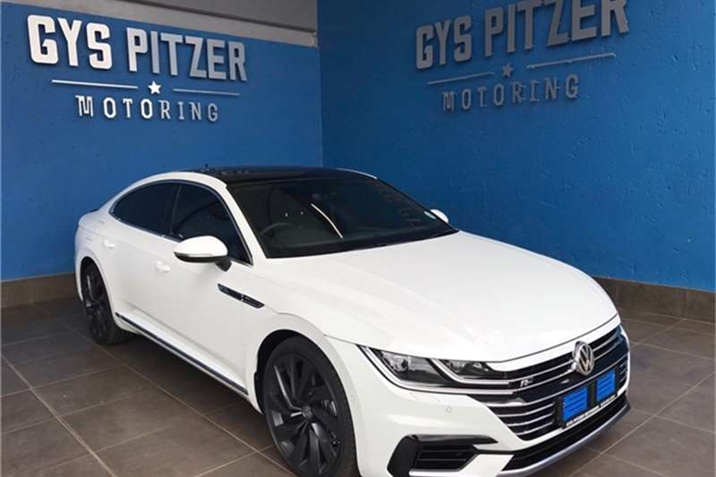VW Arteon 2.0 TSI R LINE 4M DSG 2019