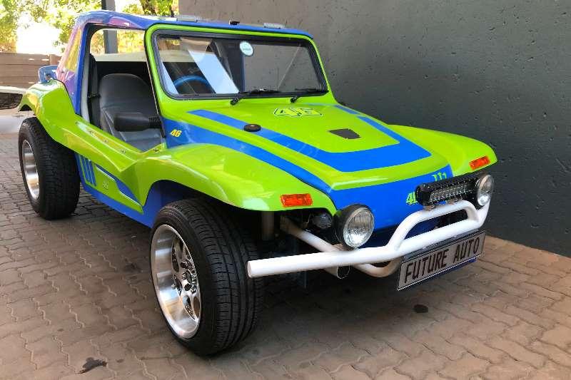 1988 VW Beach