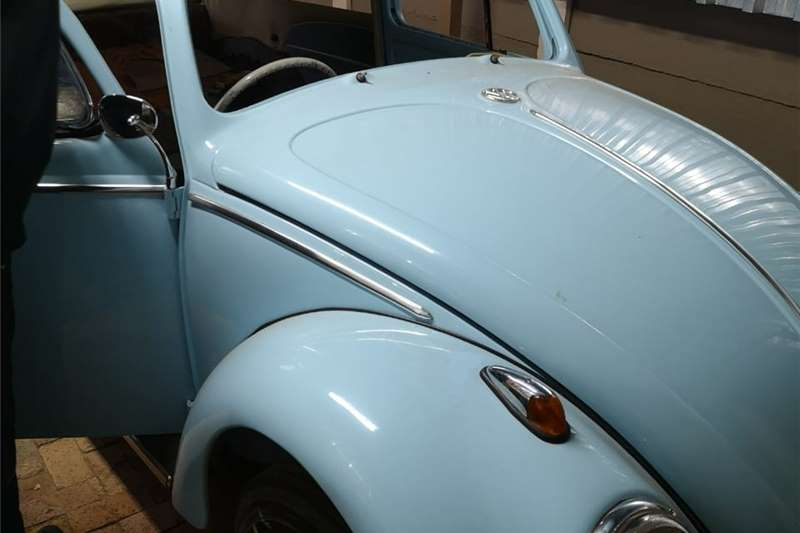 VW Beetle 1.2TSI Club 1963