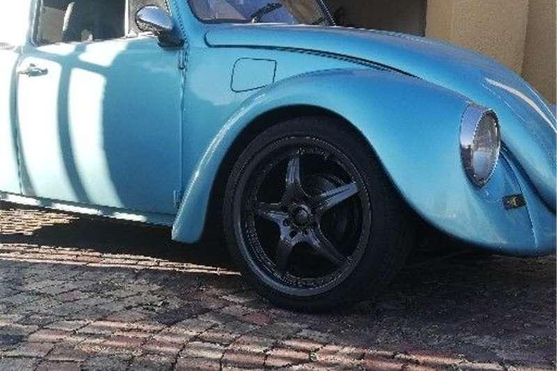 VW Beetle 1.2TSI Club 1973