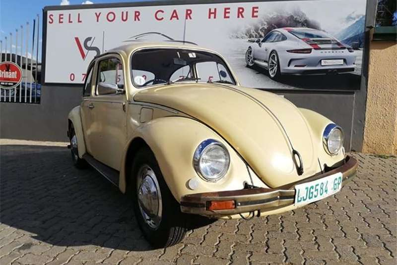 VW Beetle 1.2TSI Club 1976