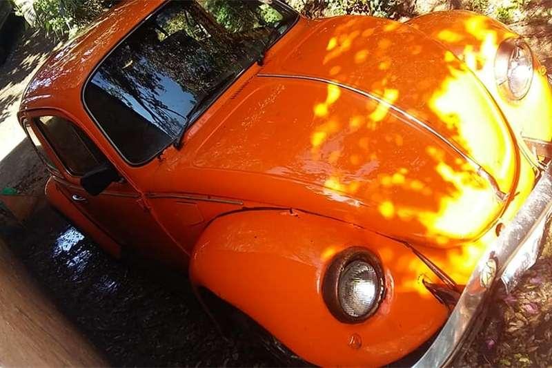 VW Beetle 1.2TSI Club 1976