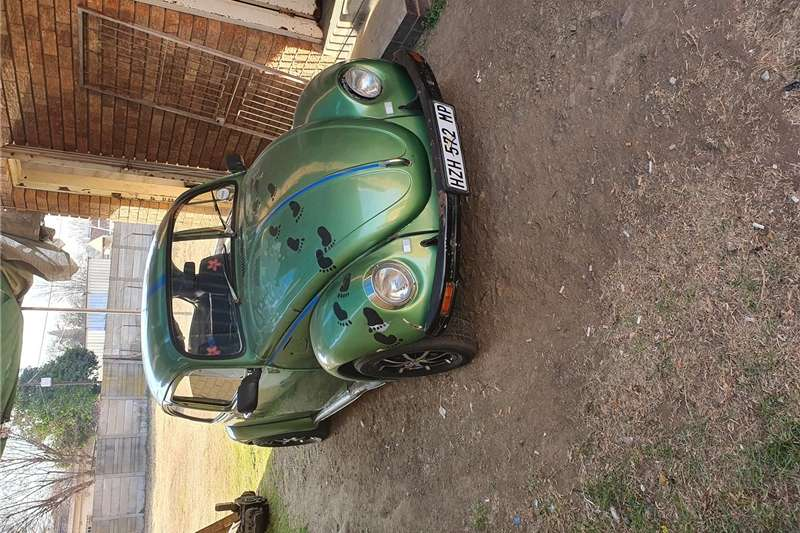 VW Beetle 1.2TSI Club 1977