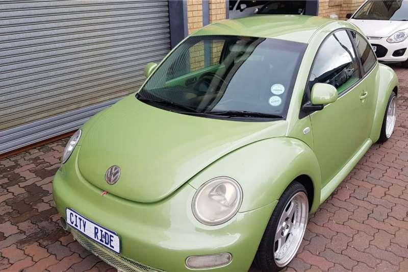 VW Beetle 1.2TSI Club 2001