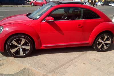 VW Beetle 1.2TSI Club 2015