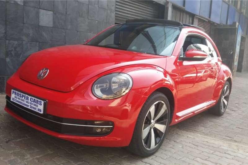 VW Beetle 1.2TSI Club 2015