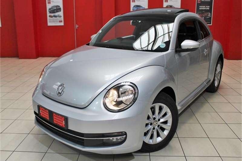 VW Beetle 1.2TSI Design 2013