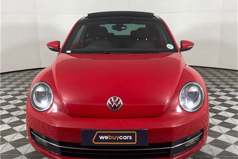 2014 VW Beetle Beetle 1.2TSI Design