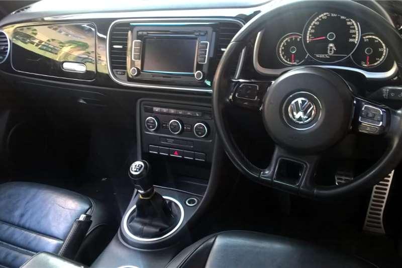 VW Beetle 1.4 2013