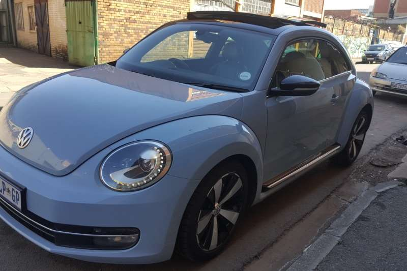 VW Beetle 1.4 TSI R-LINE EXCLUSIVE DSG 2013