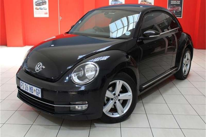 VW Beetle 1.4 Tsi Sport 2017