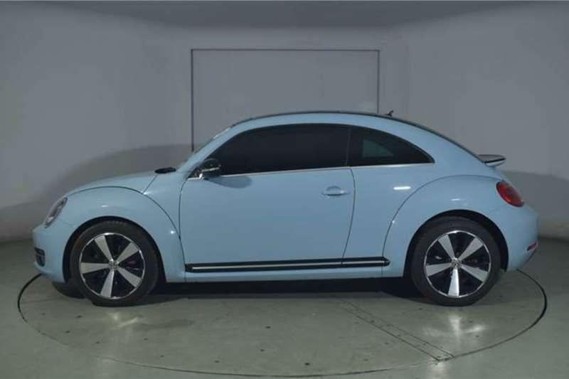 VW Beetle 1.4 TSI SPORT DSG 2015
