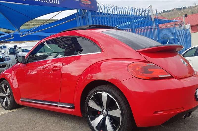 2013 VW Beetle