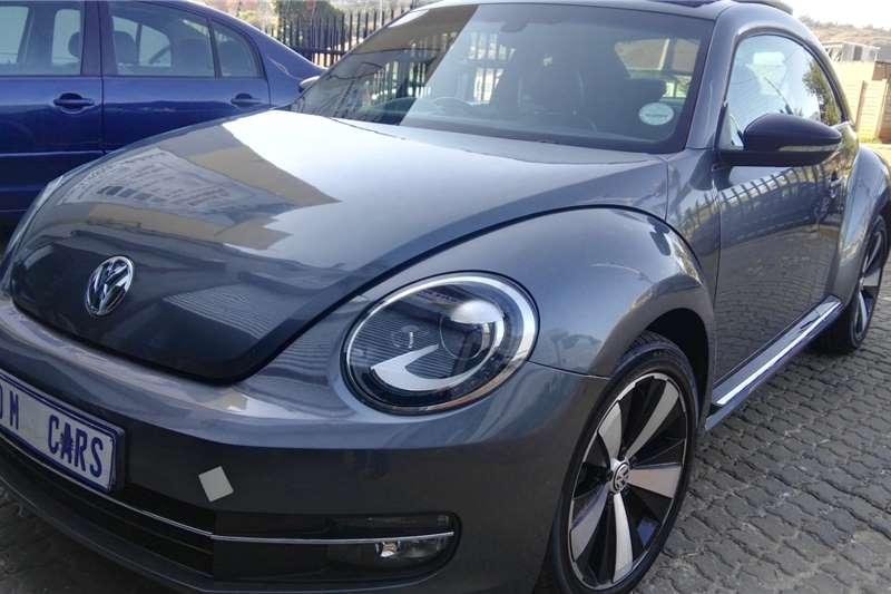 VW Beetle 1.4TSI R-Line Limited Edition 2013