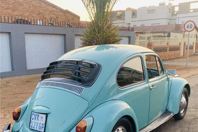 VW Beetle 1.4TSI Sport 1968
