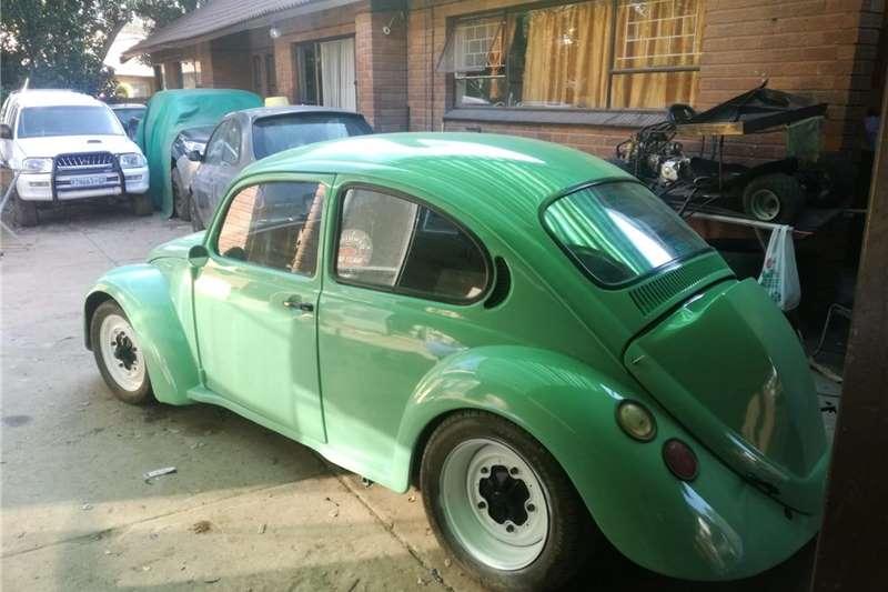 VW Beetle 1.4TSI Sport 1974