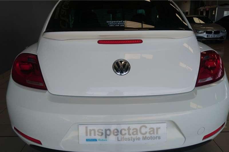 VW Beetle 1.4TSI Sport 2012