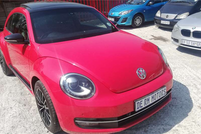 VW Beetle 1.4TSI Sport 2013