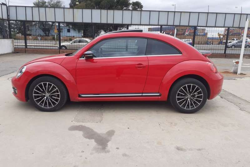 VW Beetle 1.4TSI Sport 2014