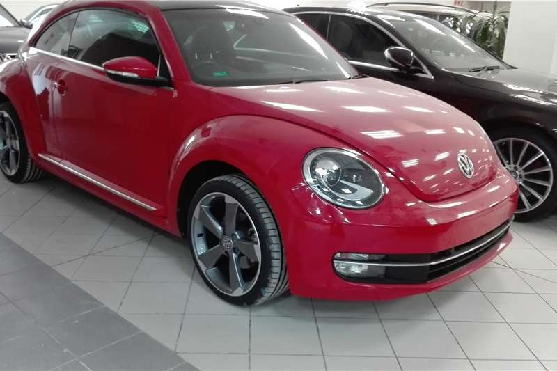 VW Beetle 1.4TSI Sport 2015
