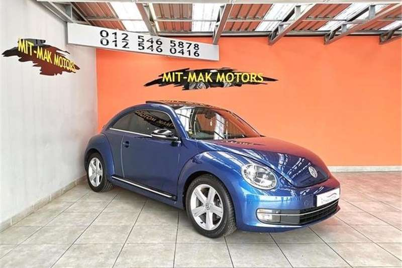 vw beetle 1 4tsi sport auto 2013