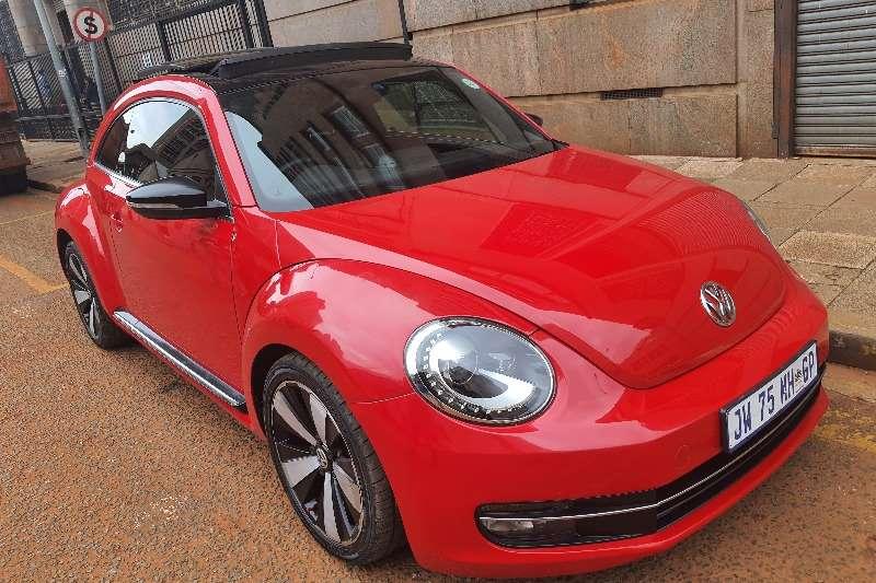 VW Beetle 1.4TSI Sport auto 2014