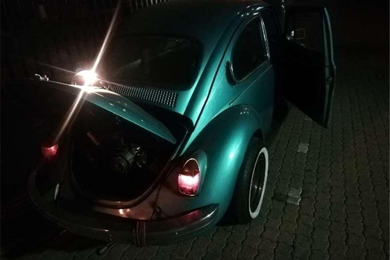 VW Beetle 1.8 T 1972