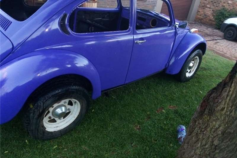 VW Beetle 1.8 T 1978