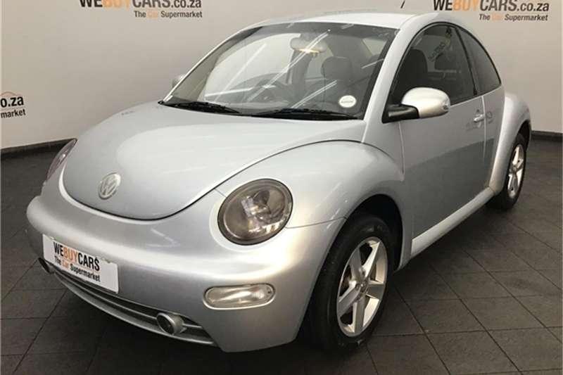 VW Beetle 1.8 T 2003