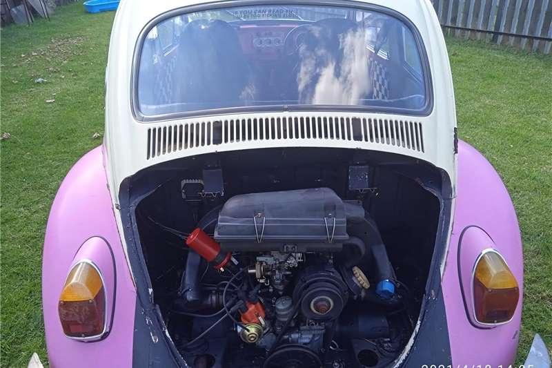 Used 1973 VW Beetle