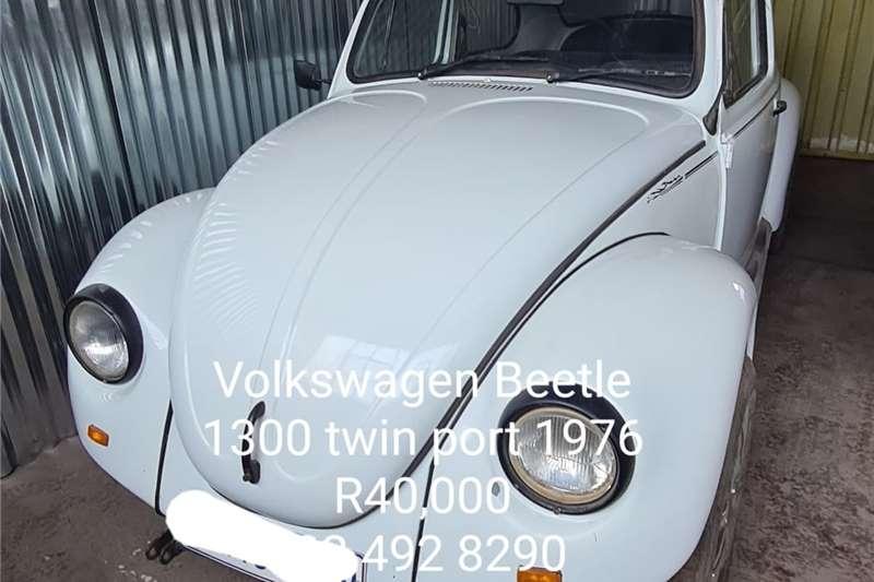 Used 1976 VW Beetle