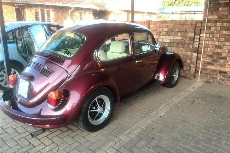 VW Beetle 2.0 1968