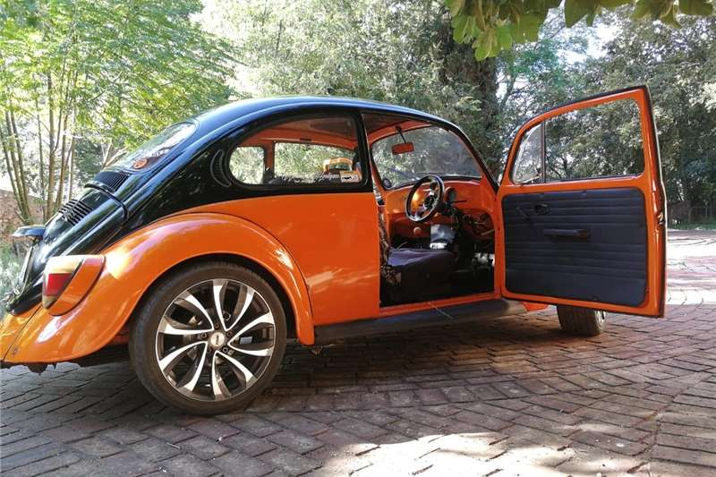 VW Beetle 2.0 1975