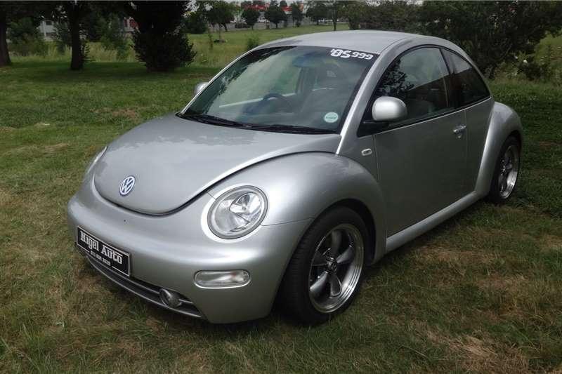 VW Beetle 2.0 2008