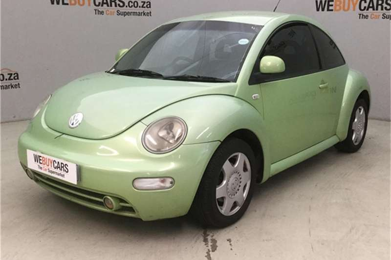 VW Beetle 2.0 Highline 2000