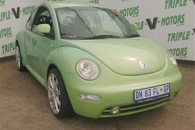 VW Beetle 2.0 Highline 2000